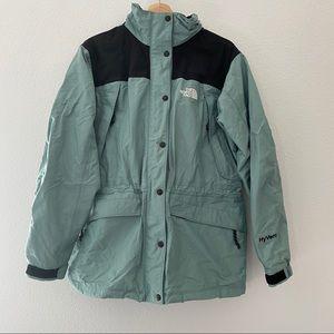 Vintage North Face Hyvent Jacket Coat